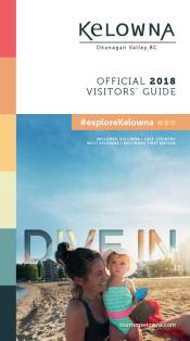 2018 Visitor Guide