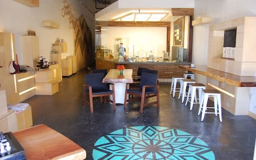 Inside AoSA (Image by Lauren Lloyd of Main & PCH)