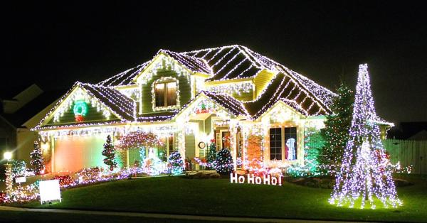 Best Holiday Lights Displays - Open Graph