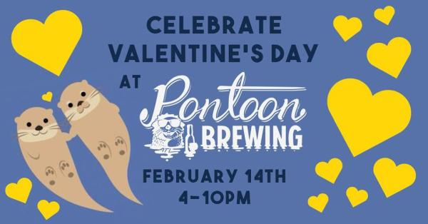Pontoon Brewing Valentine's Day