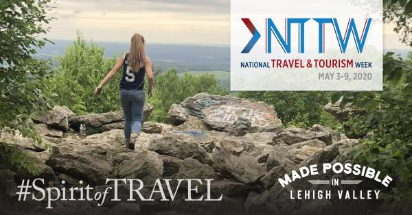 National Tourism Week Celebrates the Spirit of Travel