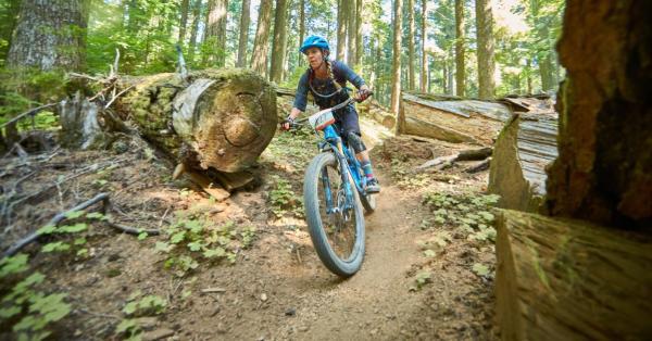Sturdy Dirty Mountain Biking by Jacob Pace