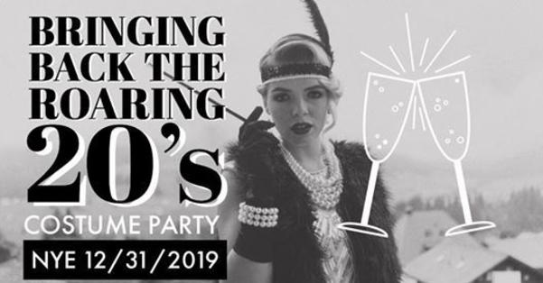 Bringing Back the 20's NYE Party!