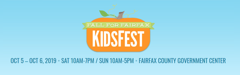 Fall for Fairfax Kidsfest banner