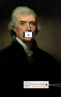 Historical Figure: Thomas Jefferson