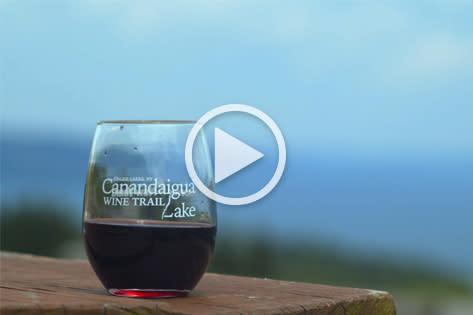 Canandaigua Lake Wine Trail Video