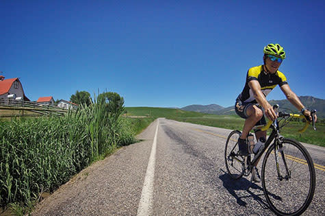 Steamboat Springs Road Biking