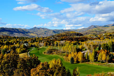 Rollingstone Golf Course is located in Steamboat Springs, Colorado