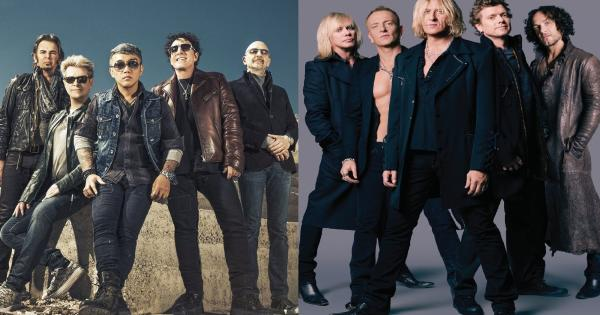 def leppard journey
