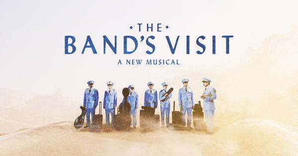 """The Band's Visit"" Poster"