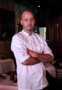 Chef Martin Lyons