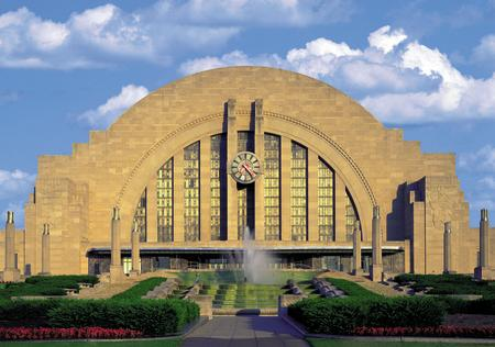 cincinnati museum at union terminal