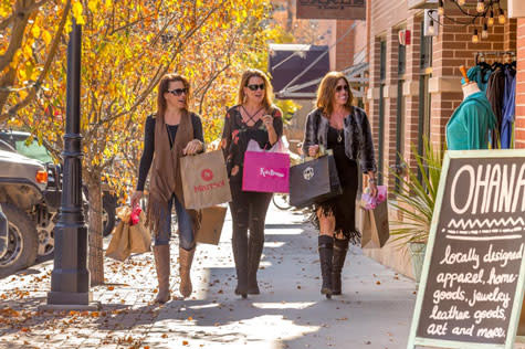 Fall Shopping