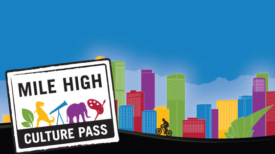 Mile High Culture Pass no pricing