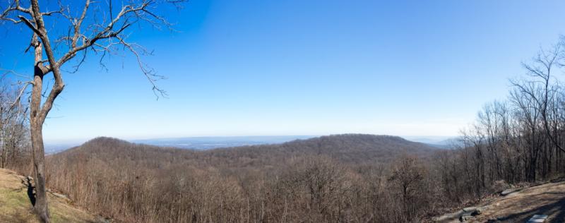 Monte Sano State Park North Overlook