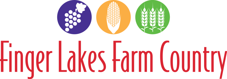 Finger Lakes Farm Country Logo