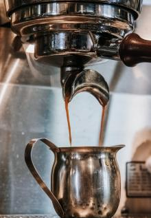 Upshot Espresso Machine