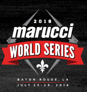 Marucci World Series 2018 Logo