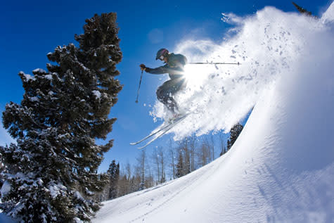 Skiing and Snowboarding Steamboat Springs