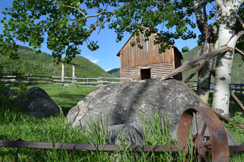 Mad Creek Barn Steamboat