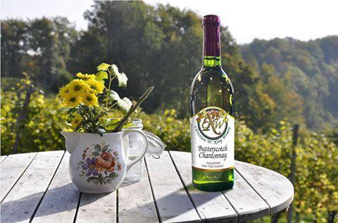 Christian W. Klay Butterscotch Chardonnay