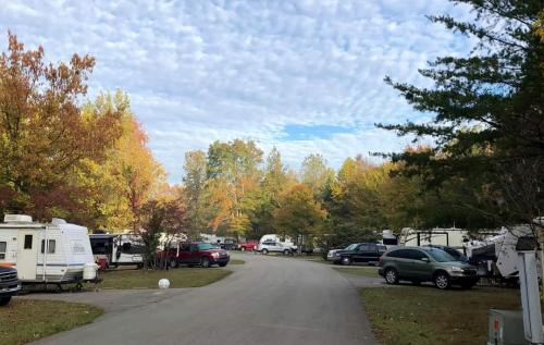 Deam Lake RV Camping Site