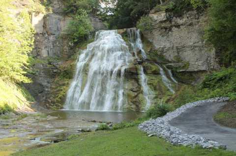Delphi Falls County Park