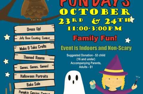 Halloween Fun Days