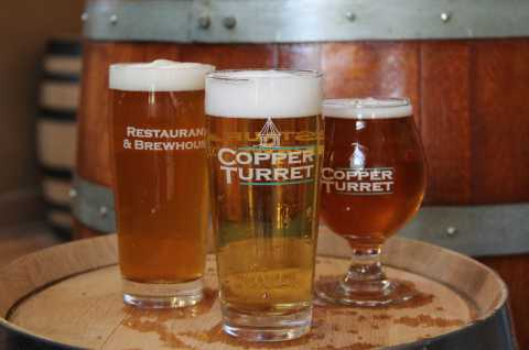 Copper Turret Beers