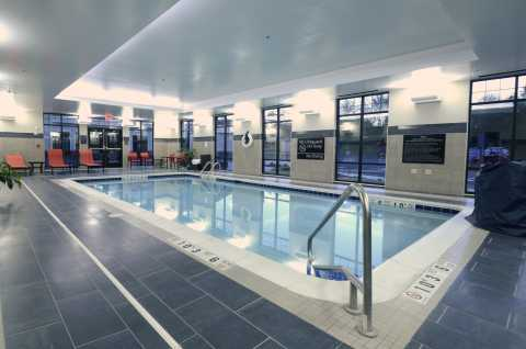 Hampton Inn Pool
