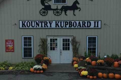Kountry Kupboard II Front Entrance