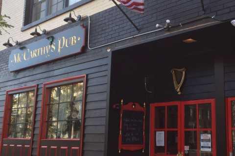 McCarthy's Irish Pub Exterior