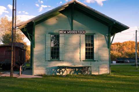 NEW WOODSTOCK REGIONAL HISTORICAL SOCIETY