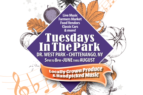 Chittenango Tuesdays in the Park