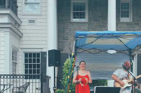 Music on the Patio: Colgate Inn