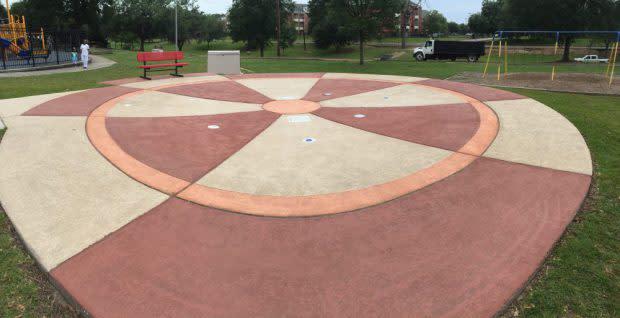 Girard Park Splash Pad