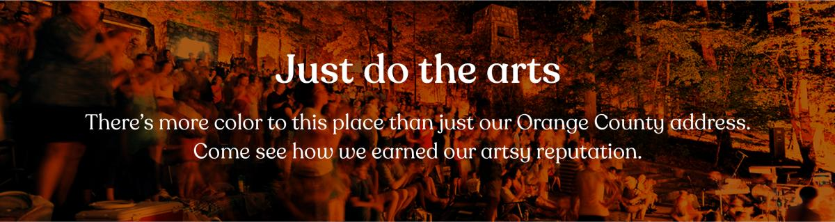 Just do the arts graphic