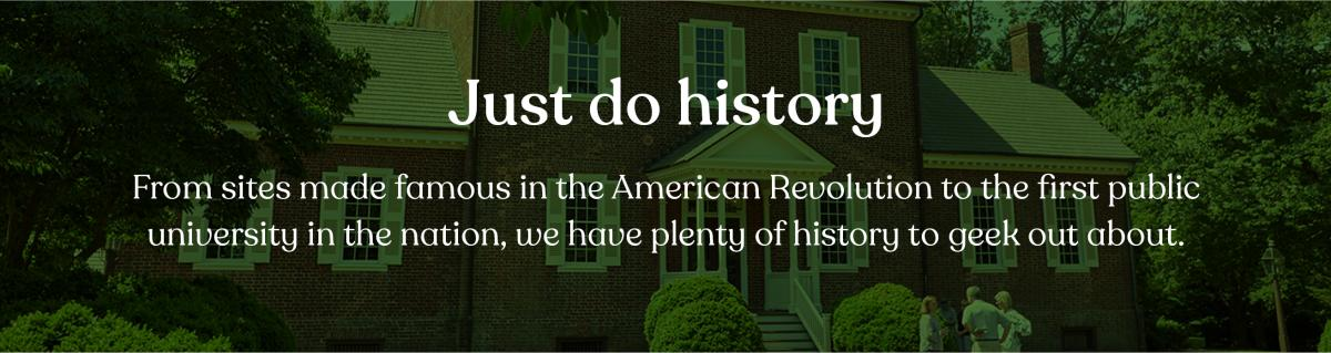 Just do history graphic