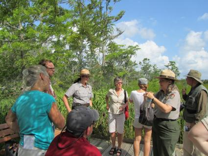 Barataria Preserve Swamp Science Fest