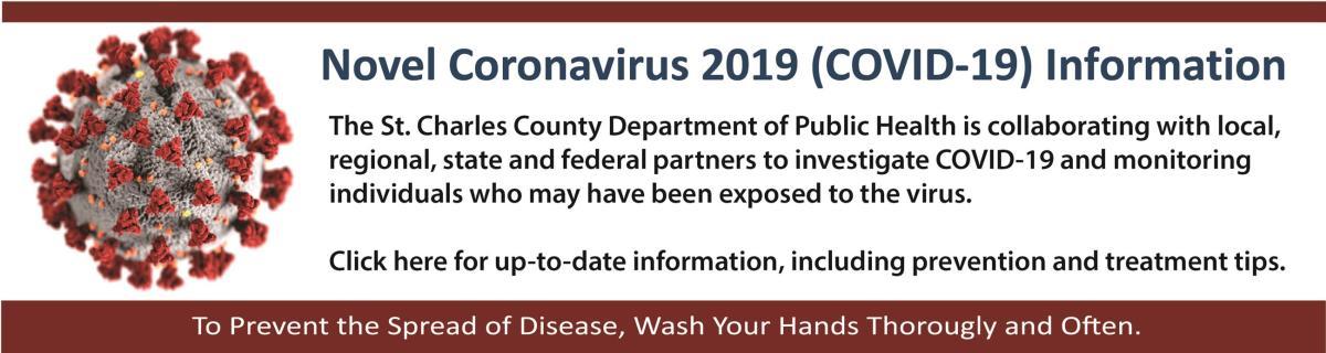 COVID-19 / Coronavirus banner