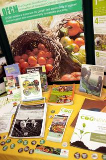 Organic Food Council was at Water Awareness Day.