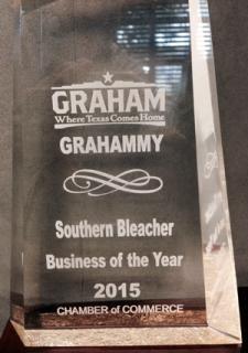 Bleacher award