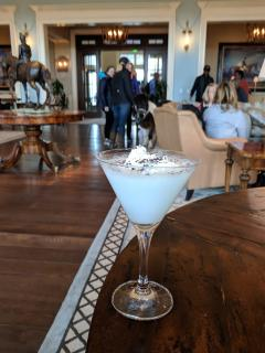 Salamander Resort & Spa - Cocktails with Cupcake