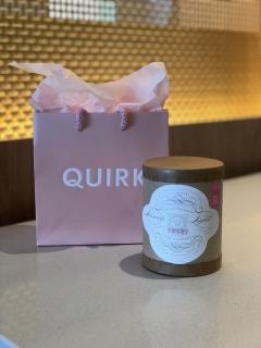 Quirk Candle