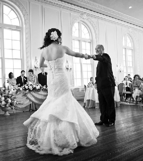 Wedding Dance - Patrick Henry Ballroom