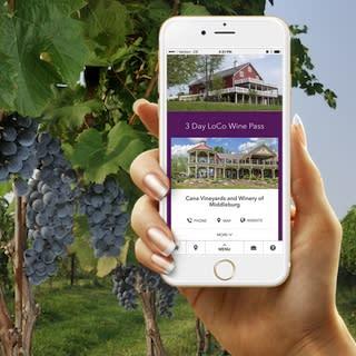Wine Country Passport