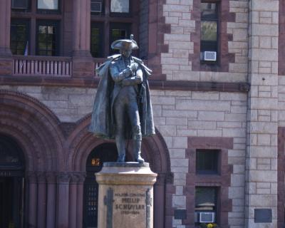 Albany City Hall Philip Schuyler