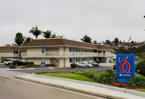 Pismo Beach Motel 6