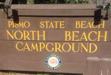 Pismo State Beach Campground