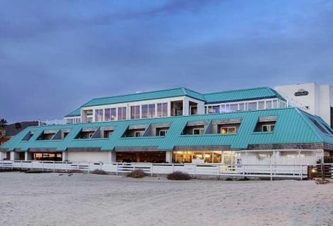 Sea Venture Exterior